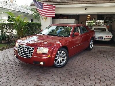 2008 Chrysler 300 Series PREMIUM TRIM 2008 CHRYSLER 300 PREMIUM FROM FLORIDA! TWO TONE LEATHER, NAVIGATION, LIKE NEW!