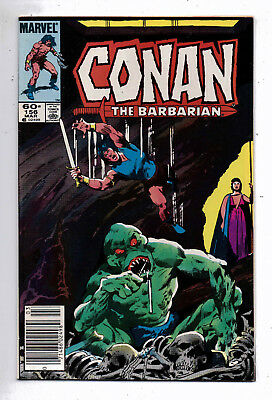 Conan the Barbarian #156(VF+) and #157(VF), Marvel, 1984