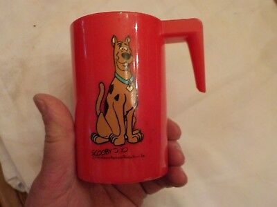 1971 Hanna-Barbera Productions Scooby-Doo mug