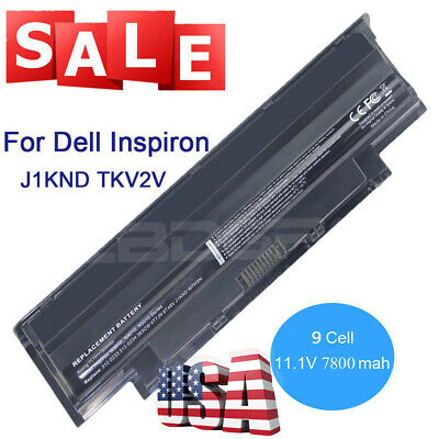 Laptop Battery Type J1KND for Dell Inspiron N4010 N5010 N5050 13R 14R 15R