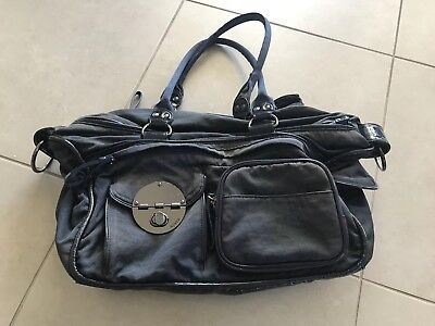 Mimco Lucid Baby Bag Blue Limited Edition