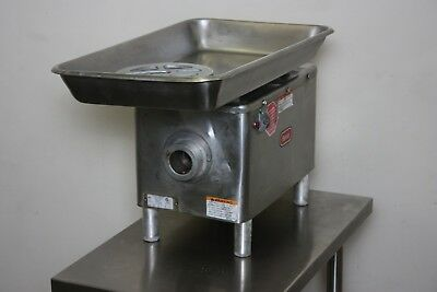 Berkel E-222 Commercial Butcher Market Grocery Meat Beef Mixer Chopper Grinder