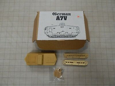 Fire Force Products 25mm WW1 GERMAN A7V TANK         OOP