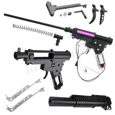 Multi-style Metal Gearbox Accss Kits For JinMing Gen8 M4A1 Gel Ball Blaster