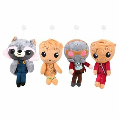 Guardians of The Galaxy Vol 2 Giocattoli di peluche bambola Baby Groot Avengers