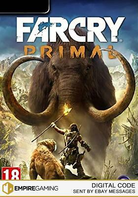 Far Cry Primal PC (Uplay Download Key)