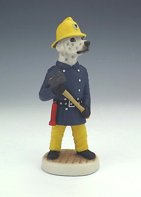 Robert Harrop - Town & Country Companions - Dalmatian Dog Fireman - Lovely!