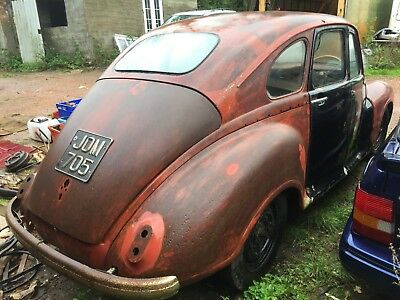 1949 Jowett Javelin Restoration Project