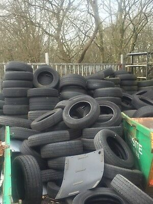 scrap tyres free to collect..............