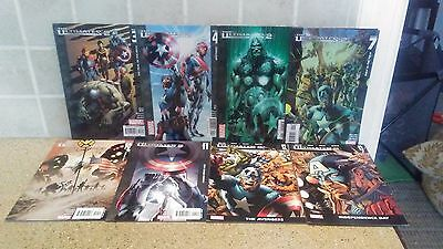 Lot of 8 The Ultimates 2 (2005) #3-12 Marvel Comic Book Lot
