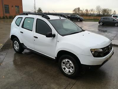 2016 16Dacia Duster 1.5dCi 110 4x2 Ambiance