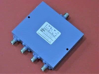 MAC Technology 2 - 4 GHz 4-Way Power Divider SMA Connectors