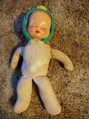Unique Two Faced Doll