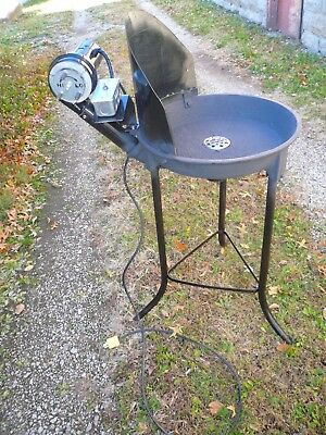 Coal forge. Read description for possible shipping, delivery.