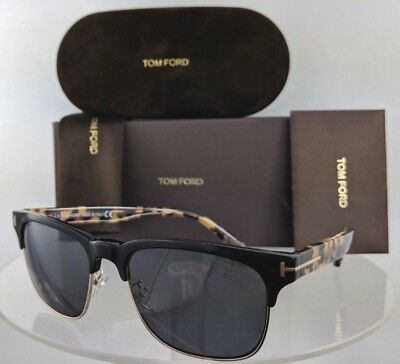 Brand New Authentic Tom Ford Sunglasses Louis TF 386 01D Polarized FT TF 386
