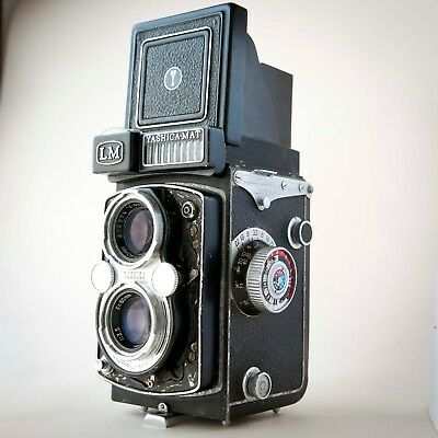 Yashica-Mat LM Copal - MXV Camera Non Working for PARTS or REPAIR