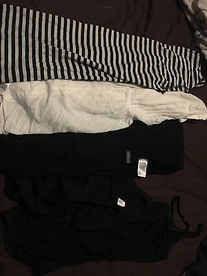 Bundle Of Large Maternity Clothes - Bruno Band Trousers Tops