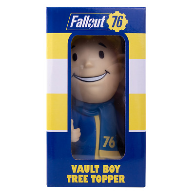 Fallout - Fallout 76 Vault Boy Tree Topper - Loot - BRAND NEW