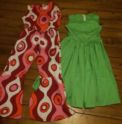 Fancy Dress Outfits/Drama Costumes Assorted Sizes Washed- BARGAIN Job Lot