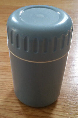 Vintage Tupperware Light Blue Insulated Thermos  #2144A