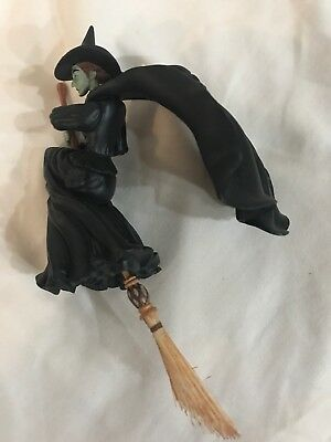 Hallmark 2009 Wizard of Oz Christmas Ornament The Wicked Witch of the West