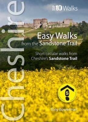 Easy Walks from the Sandstone Trail Short Circular Walks from C... 9781908632326