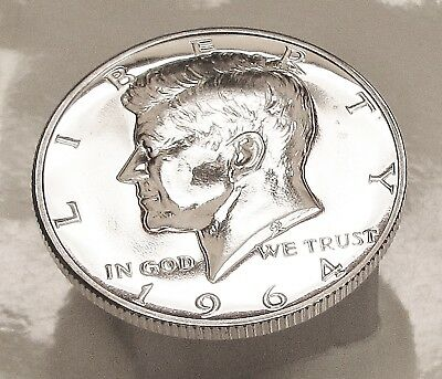1964   Kennedy    Proof  90%  Silver  As  Pictured    #1114  18