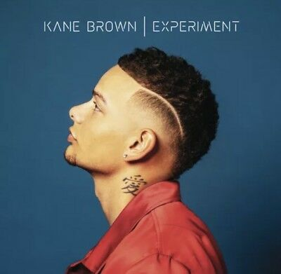 Kane Brown - Experiment - Brand New CD - Fast Shipping -  BOGO 50% Off