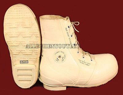 BATA Cold Weather -30° White MICKEY MOUSE BUNNY BOOTS w/ Valve 9R Snowmobile VGC