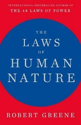 NEW The Laws of Human Nature By Robert Greene Paperback Free Shipping
