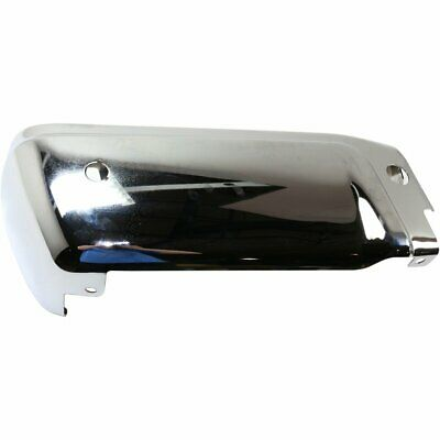 Step Bumper Face Bar New Rear Left Hand for F250 Truck F350 F450 Driver Side LH