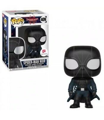 Funko Pop Spider-Man Noir #409 (Walgreens Exclusive)  *IN HAND*