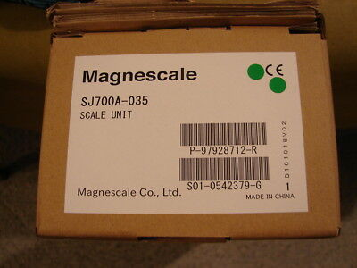 SONY Magnescale scale unit brand new NOS SJ700A-035