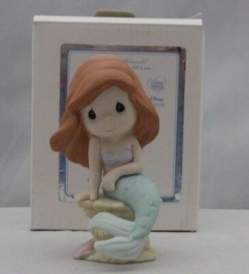 "Precious Moments Disney  Ariel ""Oceans Of Love For You"" NIB 920032"