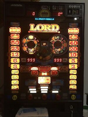 Bally Wulff Lord CD. Geldspielautomat