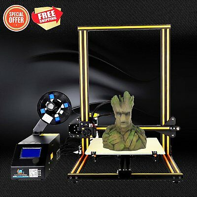 CREALITY 3D CR-10  3D Drucker High Precision Large Printing Size DIY Printer