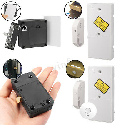 Electronic Bluetooth Hidden Digital Smart Cabinet Door Drawer Lock Auto Safety
