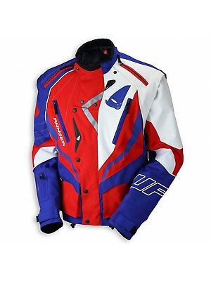 UFO Red White Blue 2018 Ranger Enduro MX Jacket