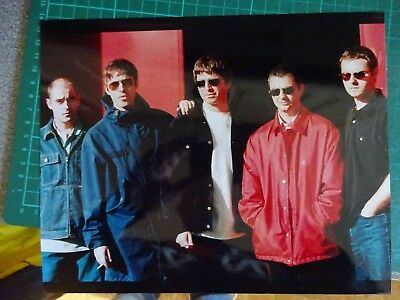 "LIAM GALLAGHER Oasis Collection Original 8""x6"" Photographs"