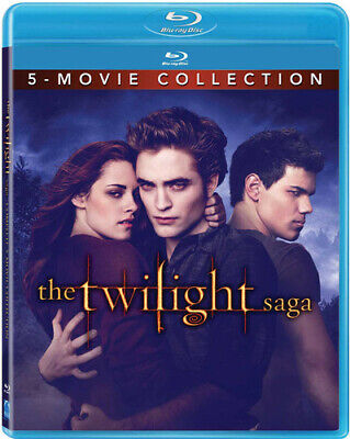 The Twilight Saga: 5-movie Collection [New Blu-ray] Boxed Set, Digital Theater