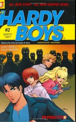 Identity Theft (Hardy Boys Graphic Novels: Undercover Brothers #2)