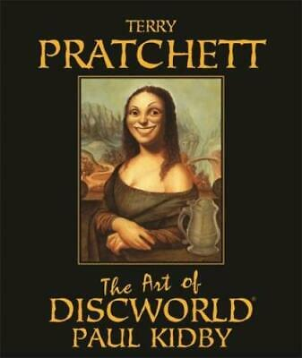 The art of Discworld by Paul Kidby (Paperback)
