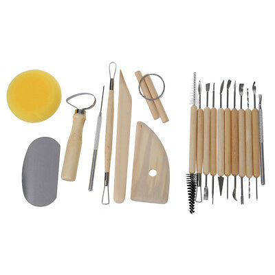1X(Pottery Tool Sets - Multiple Set Sizes H1S1)