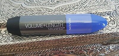 Revlon Volume + Length Magnified Mascara 8,5 ml Wimperntusche black *Neu*