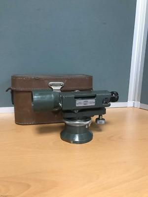 Hilger & Watts SL10-1 Surveyors Level in Leather Case