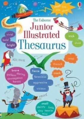 Junior Illustrated Thesaurus by James Maclaine 9781409534969 (Paperback, 2015)