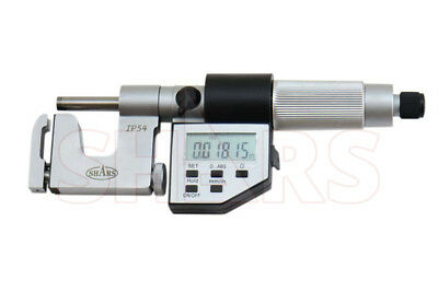 """0 - 1"""" Best Precision Electronic Mul- T- Anvil Micrometer .00005"""" New"""