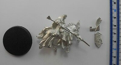MOUNTED PRINCE IMRAHIL OF DOL AMROTH Metal Lord of the Rings LOTR Army 52