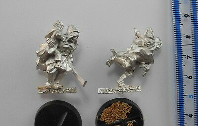 URUK HAI CARRYING MERRY & PIPPIN Metal Lord of the Rings LOTR Army Warhammer 53