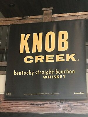 Knob Creek Bourbon Banner